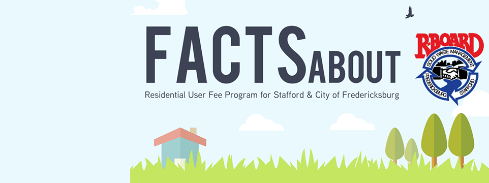 Residential User Fee Facts and FAQs