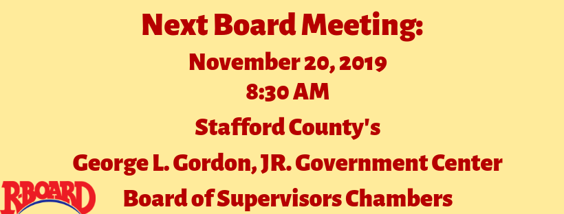 R-Board Meeting Announced