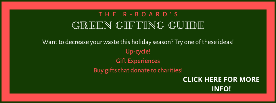 Green Gifting Guide